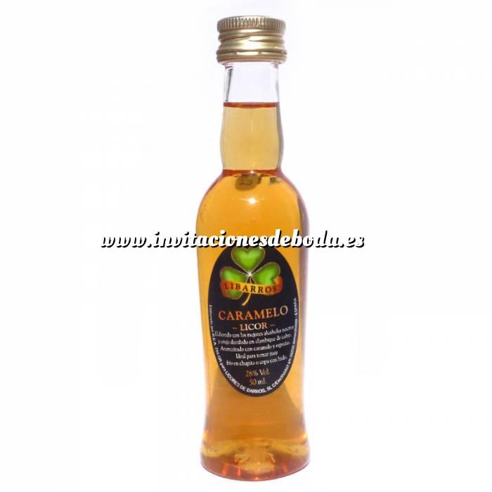 Imagen Licor, Orujos y Cremas Licor de Caramelo Libarros (Últimas Unidades)