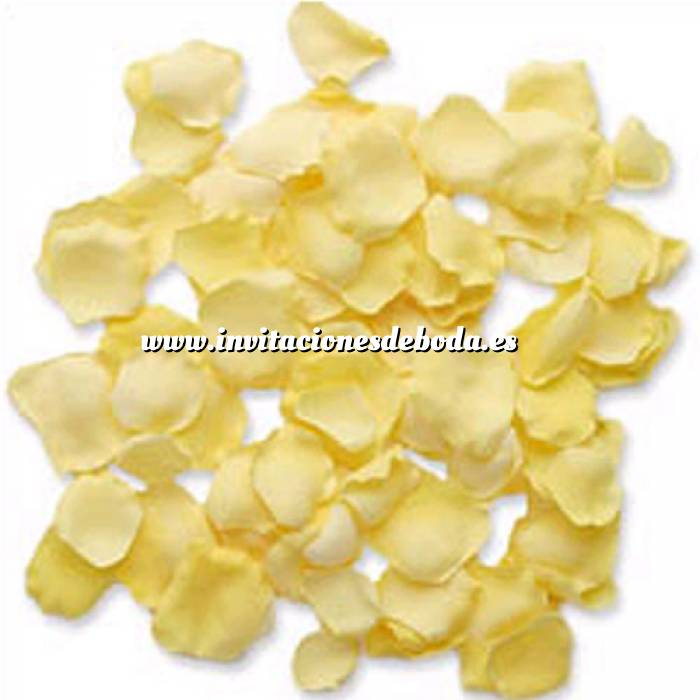 Imagen Pétalos Pétalos Amarillos bolsa 240 Uds. comprimidos