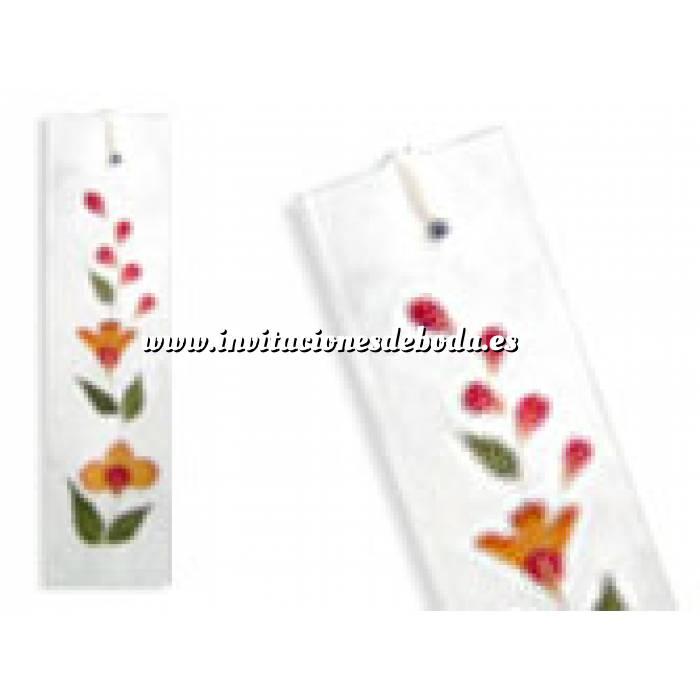 Imagen Prácticos mujer Marcapaginas con flores naturales (Últimas Unidades)