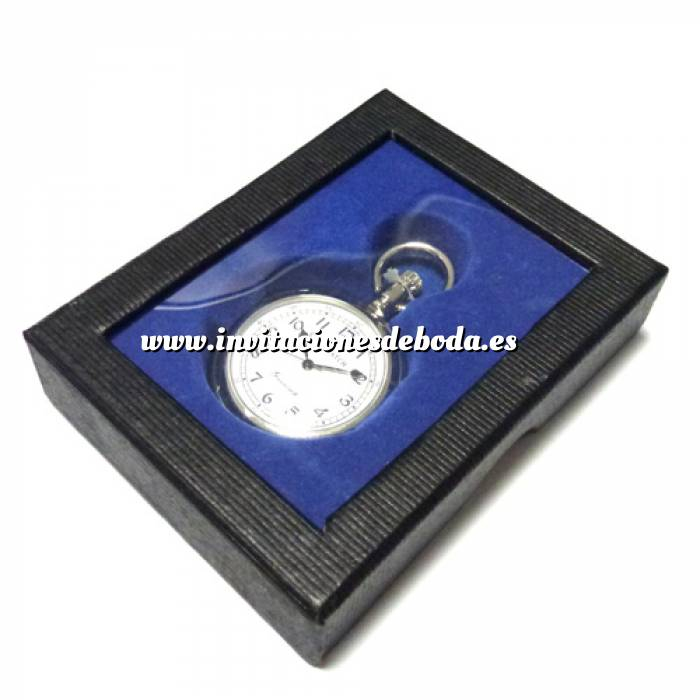Imagen Relojes de Bolsillo Reloj de Bolsillo - Modelo 05 GREENWICH (Últimas Unidades)