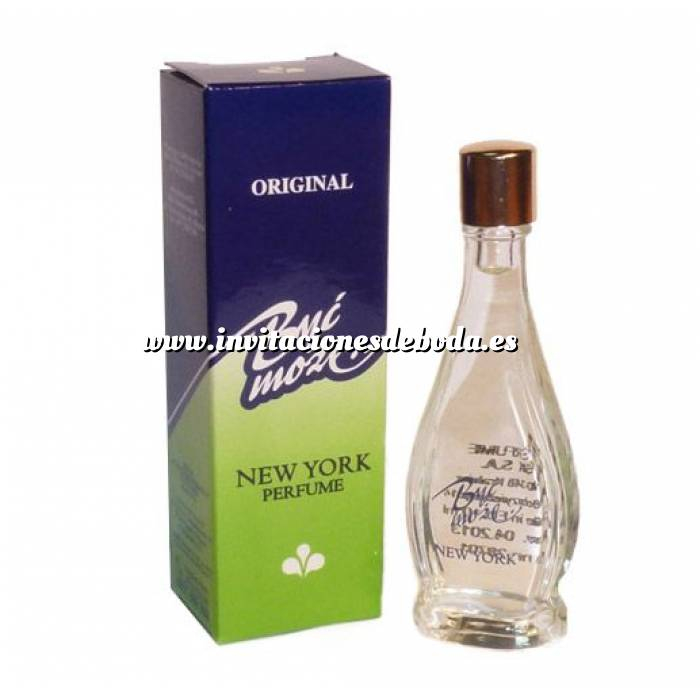 Imagen -Mini Perfumes Mujer Byc Moze New York Perfume by Miraculum 10ml. (IDEAL COLECCIONISTAS) (Últimas Unidades)