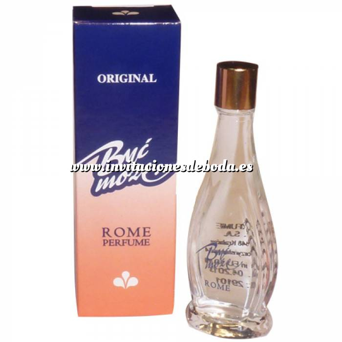 Imagen -Mini Perfumes Mujer Byc Moze Rome Perfume by Miraculum 10ml. (IDEAL COLECCIONISTAS) (Últimas Unidades)