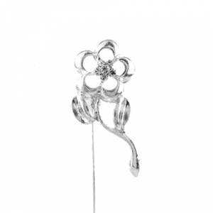 Alfileres especiales - Alfiler Especial 37 (flor dos hojas)