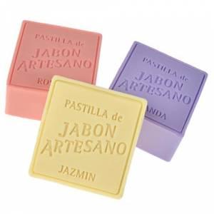 Baño y aromas - Jabón Cuadrado Artesano (Últimas Unidades)