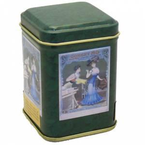 Cajitas para regalo - Caja metal Te verde