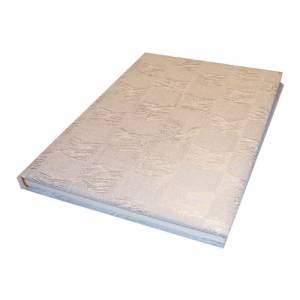 Originales - Libro de Firmas CUADRADOS Plata (Últimas Unidades)