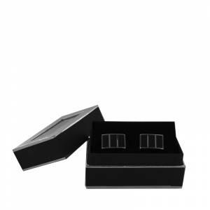 Para Hombre - Gemelos Ref.10 en caja plateada forrada (Últimas Unidades)
