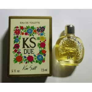 -Mini Perfumes Mujer - KS DUE- Eau de Toilette-Ken Scott 7.5 ml (Últimas Unidades)