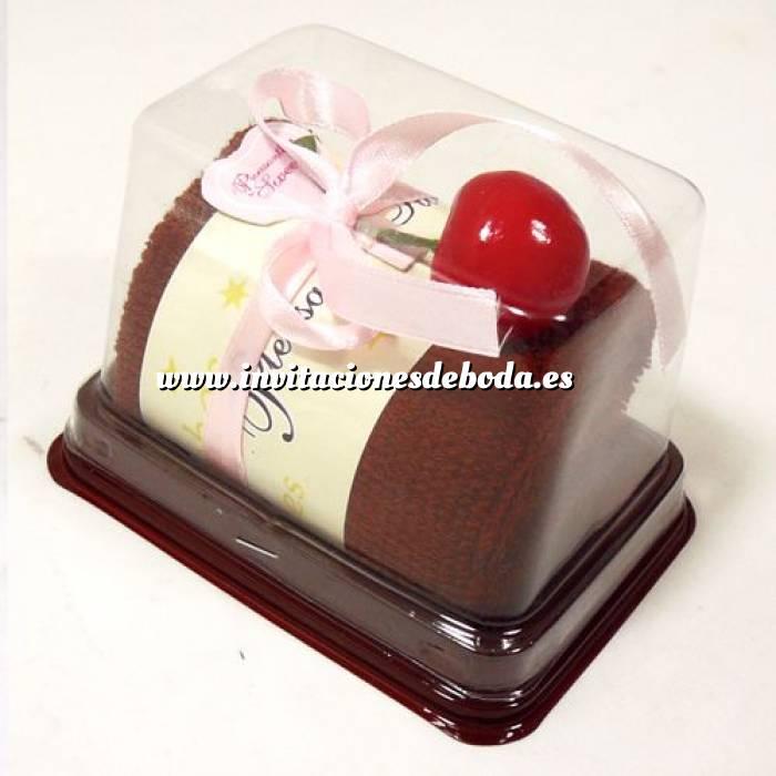 Imagen Baño y aromas Toalla Pastel Brazo de gitano (Últimas Unidades)