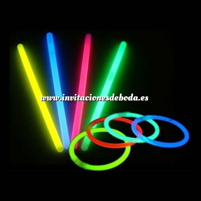 Imagen Detalles para la ceremonia Pulseras Luminosas - Barritas Luminosas Fluorescentes Glow Sticks (Últimas Unidades)