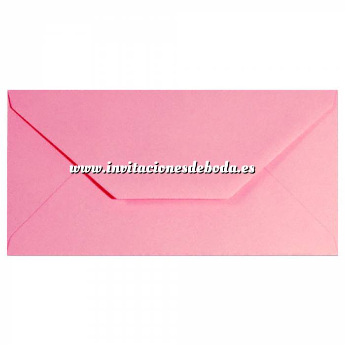 Imagen Sobre Americano DL 110x220 Sobre rosa DL (VL12DL)