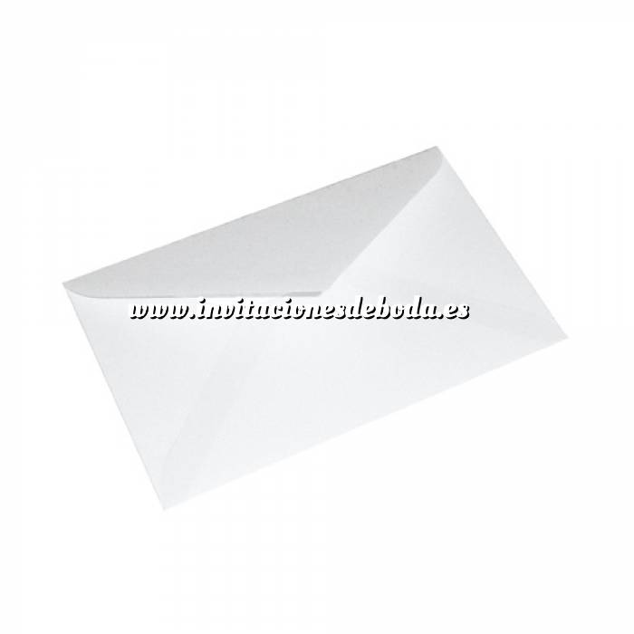 Imagen Sobres 14x9 Sobre de confirmación 14x9 BLANCO (Últimas Unidades)