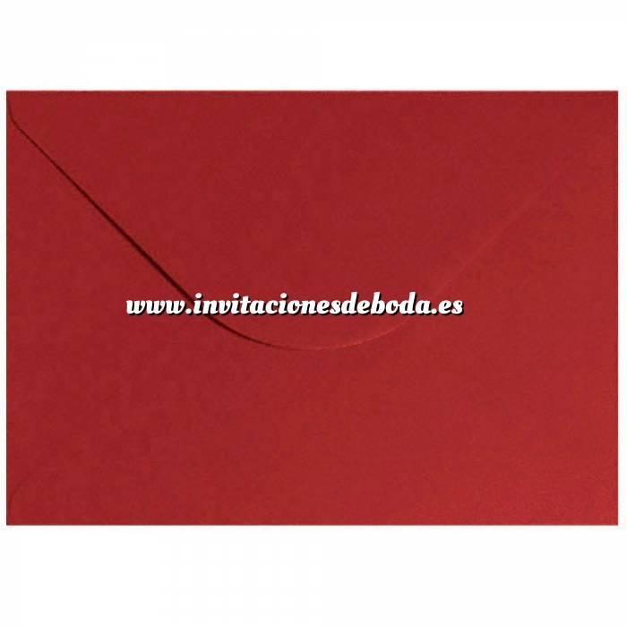 Imagen Sobres C5 - 160x220 Sobre burdeos c5 (rojo escarlata)