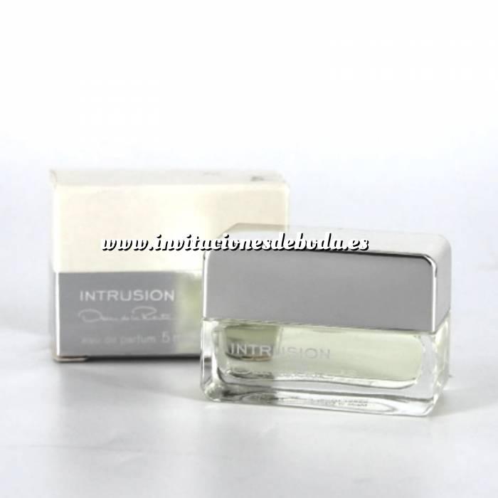 Imagen -Mini Perfumes Mujer Intrusion Eau de Parfum by Oscar de la Renta 5ml. (Últimas Unidades)