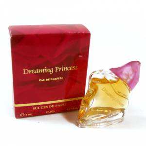 Mini Perfumes Mujer - Dreaming Princess Eau de Parfum by Succes de Paris 5ml. (Ideal Coleccionistas) (Últimas Unidades)