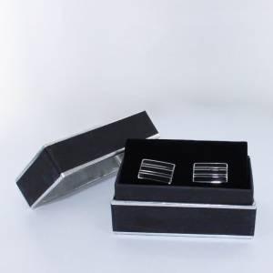 Para Hombre - Gemelos Ref.22 en caja plateada forrada (Últimas Unidades)