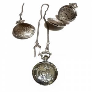 Relojes de Bolsillo - Reloj de bolsillo - Grande - Ciervo (Últimas Unidades)