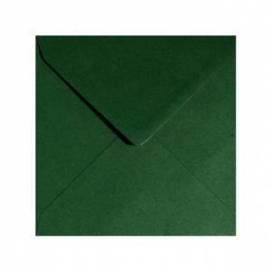 Sobres Cuadrados - Sobre verde botella Cuadrado - Verde Bosque (Últimas Unidades)