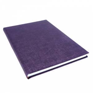 Textura - Libro de Firmas CAÑAMO morado