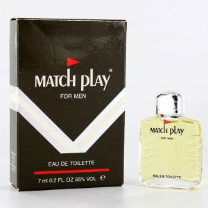 -Mini Perfumes Hombre - Match Play for Men Eau de Toilette 5ml. (Últimas Unidades)