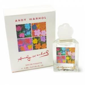-Mini Perfumes Mujer - Flowers Eau de Toilette by Andy Warhol 5ml. (Caja grande) (Últimas Unidades)