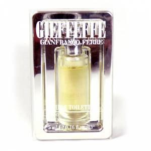 -Mini Perfumes Mujer - Gieffeffe Eau de Toilette by Gianfranco Ferre 5ml. (Últimas Unidades)