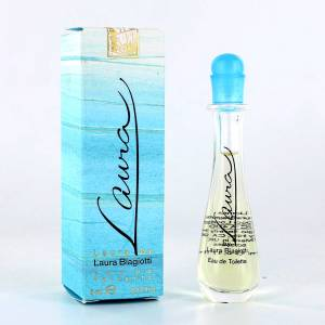 -Mini Perfumes Mujer - Laura Eau de Toilette by Laura Biagiotti 5ml. (Últimas Unidades)