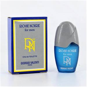 -Mini Perfumes Mujer - Rose Noire for men Eau de Toilette by Giorgio Valenti 5ml. (Últimas Unidades)