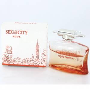 -Mini Perfumes Mujer - Sex In the city - Soul Eau de Parfum 7,5ml. by InStyle (IDEAL COLECCIONISTAS) (Últimas Unidades)
