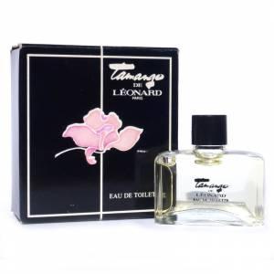 -Mini Perfumes Mujer - Tamango Eau de Toilette by Léonard 5,5ml. (Últimas Unidades)
