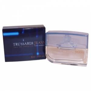 -Mini Perfumes Mujer - Trussardi Jeans Eau de Toilette by Trussardi 5ml. (IDEAL COLECCIONISTAS) (Últimas Unidades)